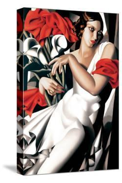 Portrait of Ira by Tamara de Lempicka