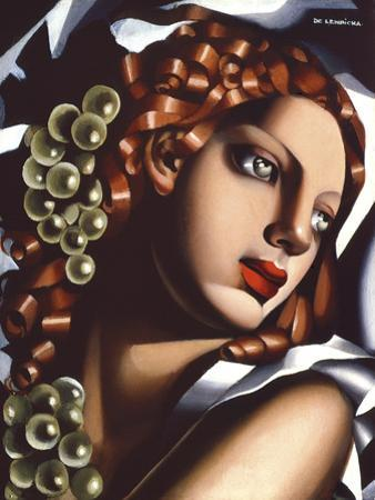 The Brilliance by Tamara de Lempicka