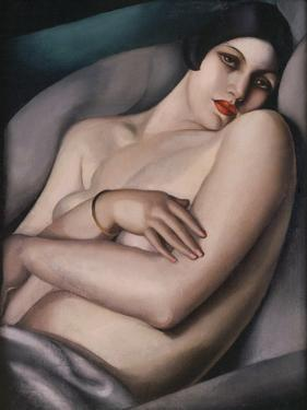 The Dream by Tamara De Lempicka