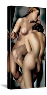 Two Friends by Tamara de Lempicka
