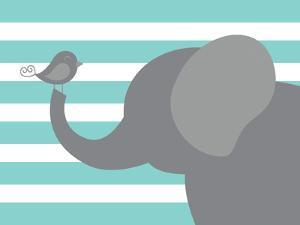 Elephant Stripe by Tamara Robertson