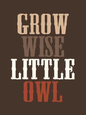 Grow Wise by Tamara Robertson