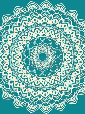 Mandala 7 by Tamara Robertson