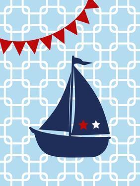Sailboat Chain Boy by Tamara Robertson