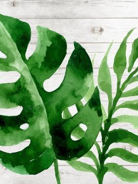 Banana Leaf III by Tamara Robinson
