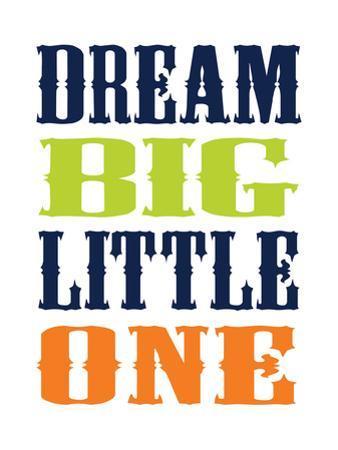 Dino Dream Big by Tamara Robinson