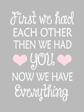 First We Had by Tamara Robinson