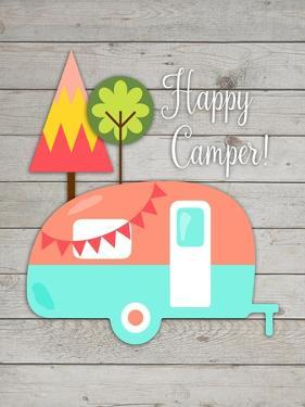 Happy Camper II by Tamara Robinson