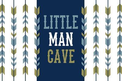 Little Man Cave Arrows