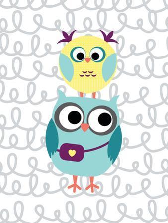 Owl 5 by Tamara Robinson