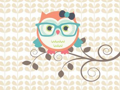 Owls 2 A by Tamara Robinson