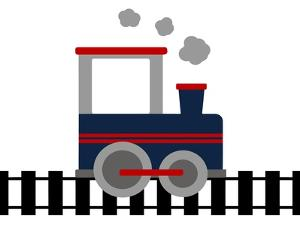 Train Tracks by Tamara Robinson