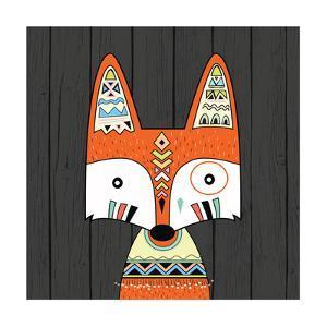 Tribal Fox by Tamara Robinson