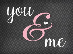 You and Me by Tamara Robinson