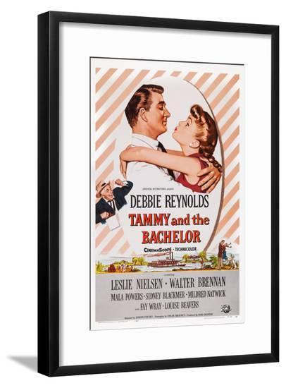 Tammy and the Bachelor--Framed Giclee Print