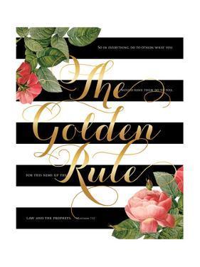 Golden Rule by Tammy Apple
