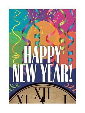 Happy New Year by Tammy Apple