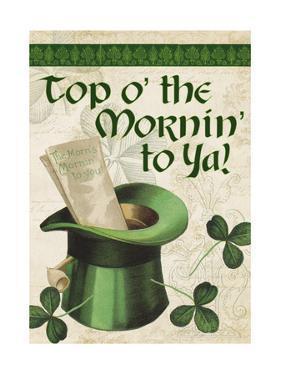 Irish Blessings by Tammy Apple