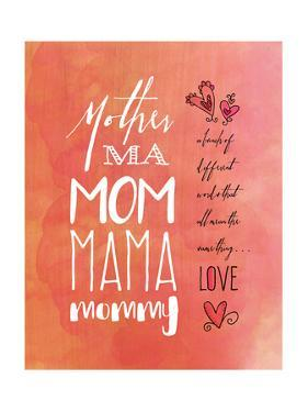 Mommy Love by Tammy Apple