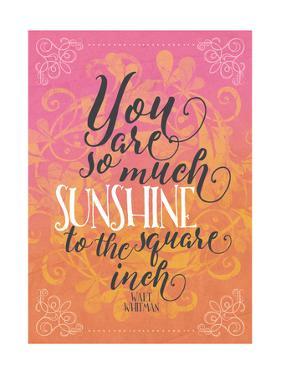 Sunshine by Tammy Apple