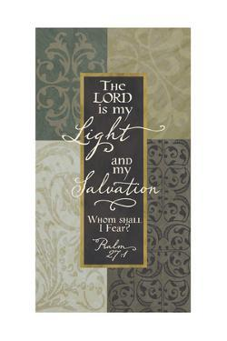 The Lord is My Light by Tammy Apple