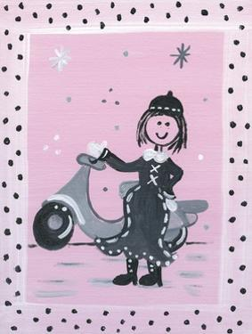 Scooter Polka by Tammy Hassett
