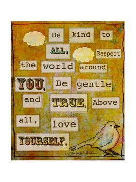 Be Kind to All by Tammy Kushnir
