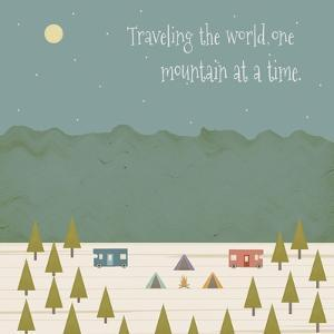 Traveling the World by Tammy Kushnir