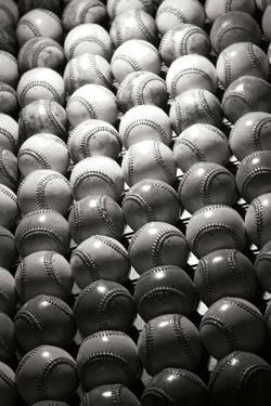 Baseballs II by Tammy Putman