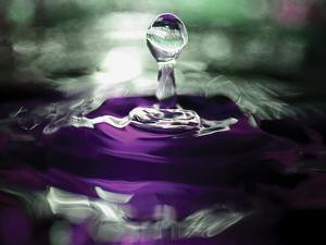 Grape Drink Drop II by Tammy Putman