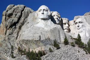 Mt. Rushmore I by Tammy Putman