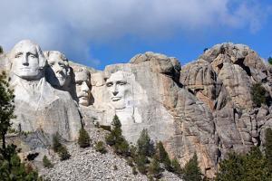 Mt. Rushmore II by Tammy Putman