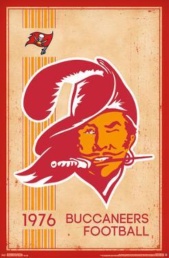 Tampa Bay Buccaneers - Retro Logo 14