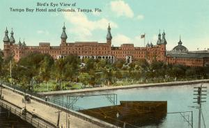 Tampa Bay Hotel, Tampa, Florida