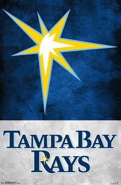 TAMPA BAY RAYS - BURST LOGO 18