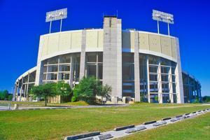 Tampa Stadium, home of the Buccaneers, Tampa Bay, Florida