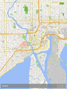 Tampa, United States of America Map