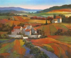 Tuscan Sunrise by Tan Chun