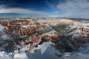 Bryce Canyon Panorama by Tan Yilmaz
