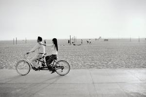 Tandem Bike, Venice Beach, CA, 2006