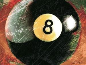 Behind the 8 Ball by Tandi Venter