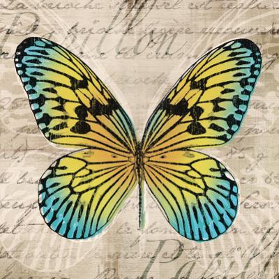Butterflies I by Tandi Venter