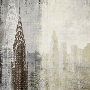 Edifice I by Tandi Venter