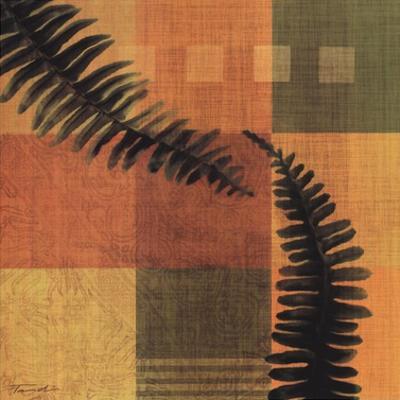 Fern Blocks II by Tandi Venter