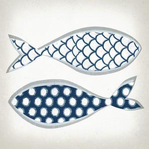 Fish Patterns II by Tandi Venter