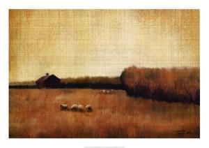 Open Range I by Tandi Venter