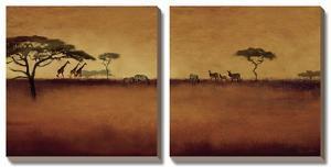 Serengeti I by Tandi Venter