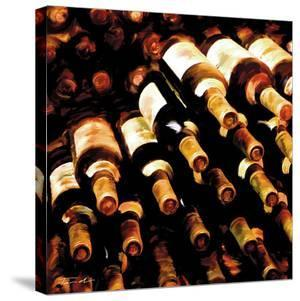 The Wine Collection II by Tandi Venter