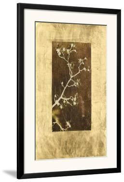 Gold Leaf Branches I by Tang Ling