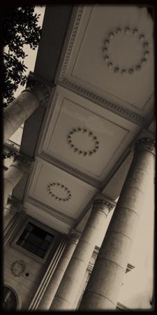 Sepia Architecture I